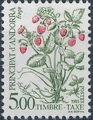 Andorra-French 1985 Flowers (Postage Due Stamps) j.jpg