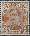 Belgium 1918 King Albert I (Red Cross Charity) b.jpg