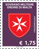 Sovereign Military Order of Malta 2014 The Maltese Cross e