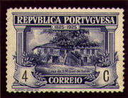 Portugal 1925 Birth Centenary of Camilo Castelo Branco c