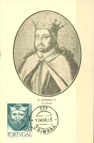Portugal 1955 Portuguese Kings n