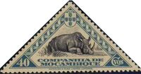 Mozambique company 1937 Assorted designs g
