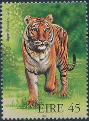 Ireland 1998 Endangered Animals d