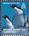 British Antarctic Territory 2003 Penguins of the Antarctic d.jpg
