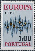Portugal 1972 Europa a