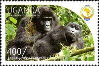 Uganda 2011 30th Anniversary of Pan African Postal Union (PAPU) e