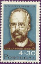 Portugal 1966 Portuguese Scientists h