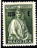 Madeira 1929 Ceres (London Issue) s