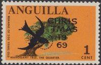 Anguilla 1969 Christmas a