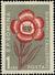 Romania 1957 Carpathian Mountain Flowers f