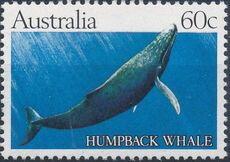 Australia 1982 Whales d