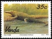 Venda 1992 Crocodile Farming a