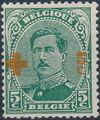 Belgium 1918 King Albert I (Red Cross Charity) c.jpg