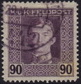 Austria 1917-1918 Emperor Karl I (Military Stamps) p.jpg