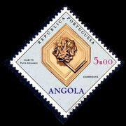 Angola 1970 Fossils and Minerals from Angola m