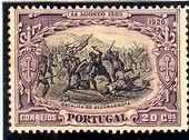 Portugal 1926 1st Independence Issue r