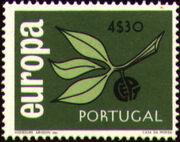 Portugal 1965 Europa c