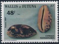 Wallis and Futuna 1987 Sea Shells e