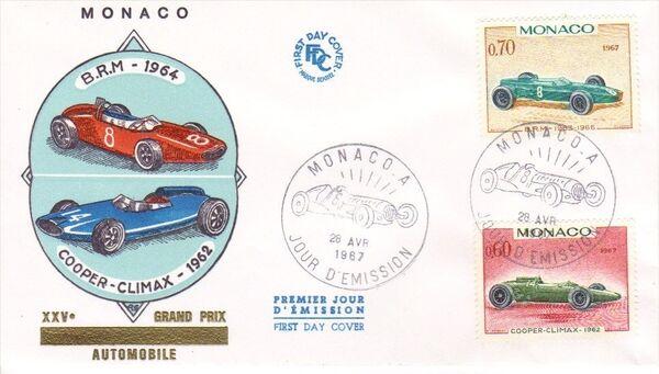 Monaco 1967 Automobiles t