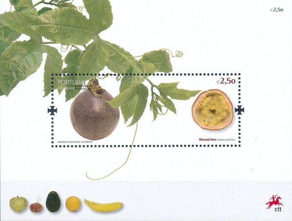 Madeira 2009 Frutos Tropical and Subtropical Fruits from Madeira g