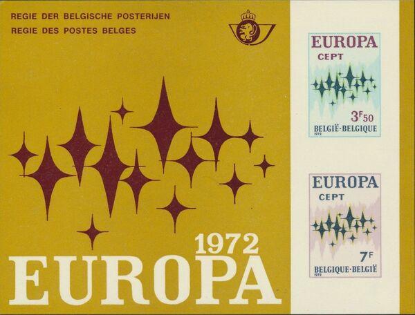 Belgium 1972 Europa-CEPT c