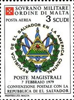 Sovereign Military Order of Malta 1986 Agreements Concluded by The Postal c
