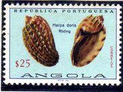 Angola 1974 Sea Shells a