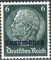 German Occupation-Luxembourg 1940 Stamps of Germany (1933-1936) Overprinted in Black d.jpg