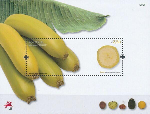 Madeira 2009 Frutos Tropical and Subtropical Fruits from Madeira h
