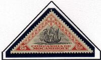 Mozambique company 1937 Assorted designs m
