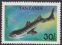 Tanzania 1993 Sharks b