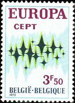Belgium 1972 Europa-CEPT a