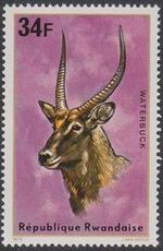 Rwanda 1975 Antelopes g