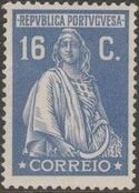 Portugal 1926 Ceres (London Issue) h