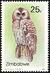 Zimbabwe 1993 Native Owls 2nd Issue a