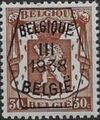Belgium 1938 Coat of Arms - Precancel (3rd Group) d.jpg