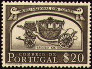Portugal 1952 National Coach Museum b