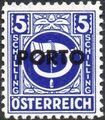 Austria 1946 Occupation Stamps of the Allied Military Government Overprinted in Black o.jpg