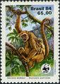 Brazil 1984 WWF - Southern Muriqui a.jpg