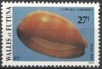 Wallis and Futuna 1982 Sea shells d