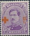 Belgium 1918 King Albert I (Red Cross Charity) e.jpg