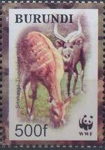 Burundi 2004 WWF Sitatunga d
