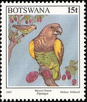 Botswana 1997 Birds c