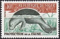 Niger 1962 Protection of fauna b