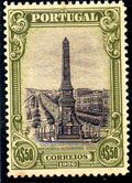 Portugal 1926 1st Independence Issue q