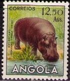Angola 1953 Animals from Angola r