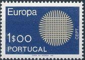 Portugal 1970 Europa a