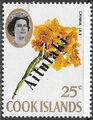 Aitutaki 1972 Flowers from Cook Islands Overprinted AITUTAKI h.jpg