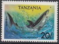 Tanzania 1993 Sharks h