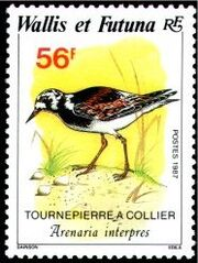 Wallis and Futuna 1987 Birds d